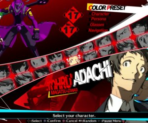 Persona 4 Arena Ultimax Screenshots