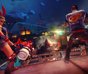 Sunset Overdrive Chat