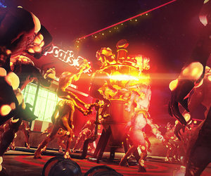 Sunset Overdrive Screenshots