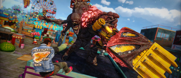 Sunset Overdrive News