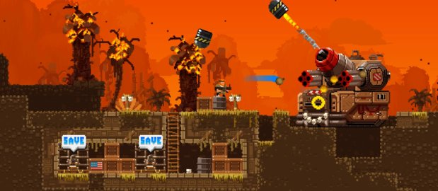 Broforce News