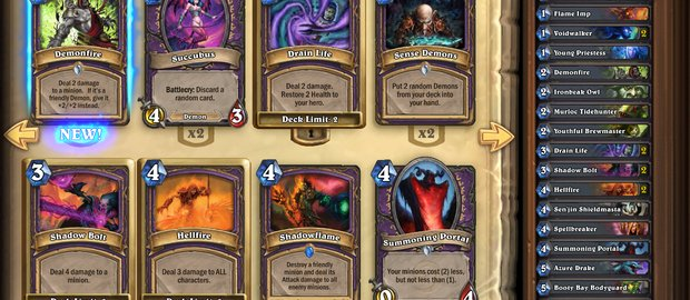 Hearthstone: Heroes of Warcraft News