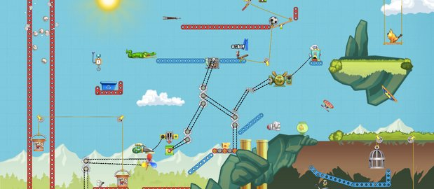 Contraption Maker News