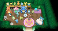 Pokemon Omega Ruby Alpha Sapphire Secret Base screens
