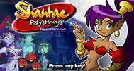 Shantae: Risky's Revenge - Director's Cut coming to PC next week