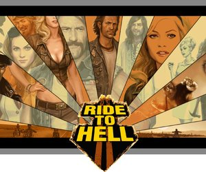 Ride to Hell: Retribution Screenshots