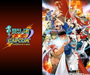 Tatsunoko vs. Capcom: Ultimate All Stars Screenshots