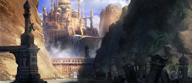 Prince of Persia: The Forgotten Sands News