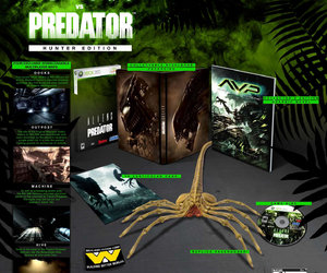 Aliens vs. Predator Screenshots