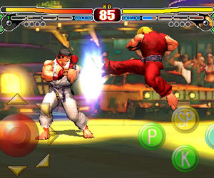 Street Fighter 4 Chat