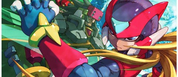 Mega Man Zero Collection News