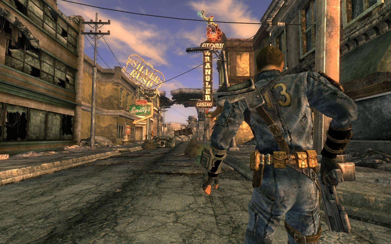 Mb, Cедьмой официальный патч для Fallout New Vegas. После установки