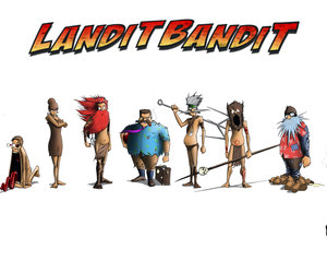 Landit Bandit Screenshots