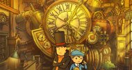 Professor Layton and the Last Specter coming in October