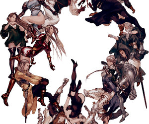 Tactics Ogre: Let Us Cling Together Chat
