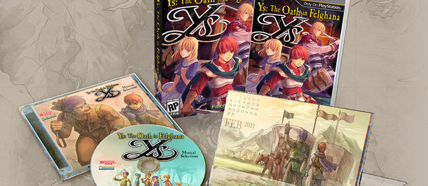 Ys: The Oath in Felghana News