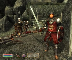 The Elder Scrolls IV: Oblivion Chat