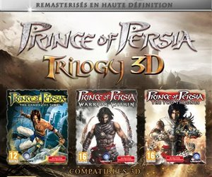 Prince of Persia Trilogy HD Screenshots
