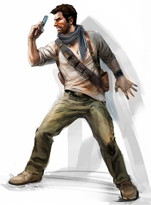 Uncharted 3: Drake's Deception Chat