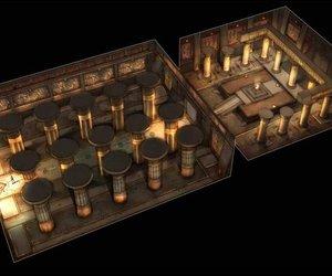 Tomb Raider Anniversary Screenshots