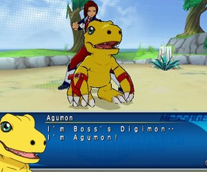 Digimon World Data Squad Screenshots