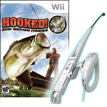 Hooked! Real Motion Fishing Files