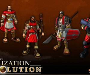 Sid Meier's Civilization Revolution Screenshots