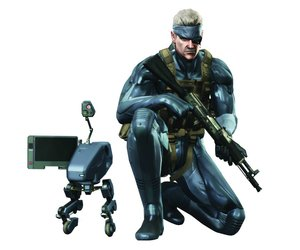 Metal Gear Solid 4: Guns of the Patriots Chat