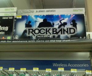 Rock Band Screenshots