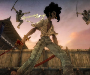 Afro Samurai Chat