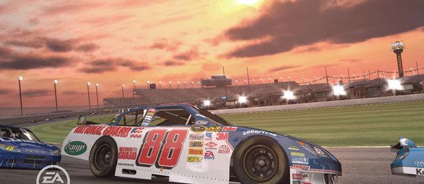 NASCAR 09 News