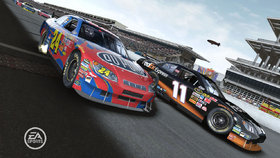 NASCAR 09 Screenshot from Shacknews