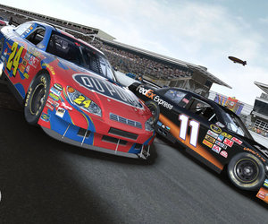 NASCAR 09 Chat