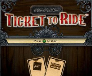 Ticket to Ride Screenshots