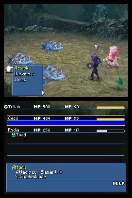 Final Fantasy IV Videos