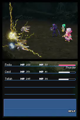 Final Fantasy IV Files