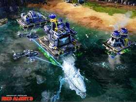 Command & Conquer: Red Alert 3 Screenshot from Shacknews