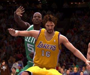 NBA Live 09 Videos