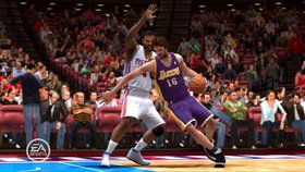 NBA Live 09 Screenshot from Shacknews
