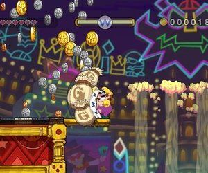 Wario Land: Shake It! Screenshots