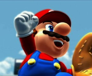 Mario Super Sluggers Files
