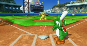 Mario Super Sluggers Screenshot from Shacknews