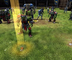 Blood Bowl Screenshots