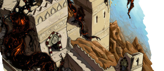 Prince of Persia: The Fallen King News