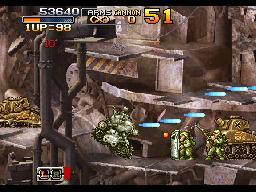 Metal Slug 7 Screenshots