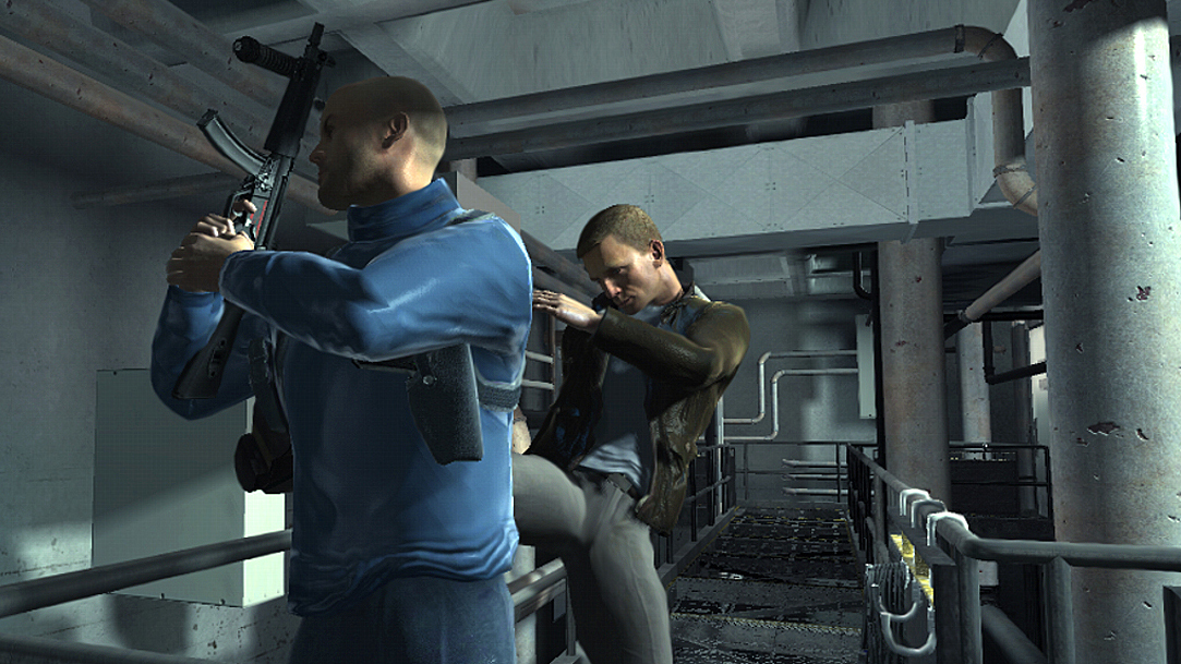 Quantum of Solace Screenshots - Video Game News, Videos, and File ...