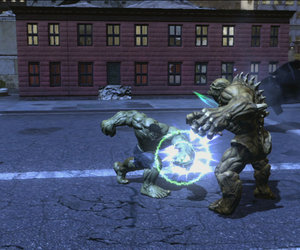 The Incredible Hulk Screenshots