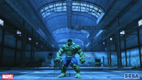 Incredible Hulk Screenshot from Shacknews