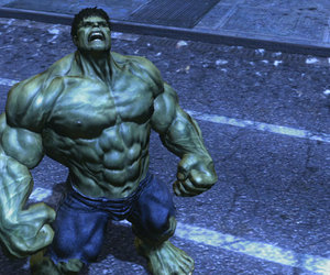 The Incredible Hulk Chat