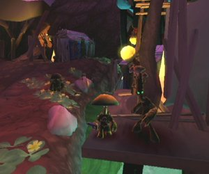 Mushroom Men: The Spore Wars Screenshots